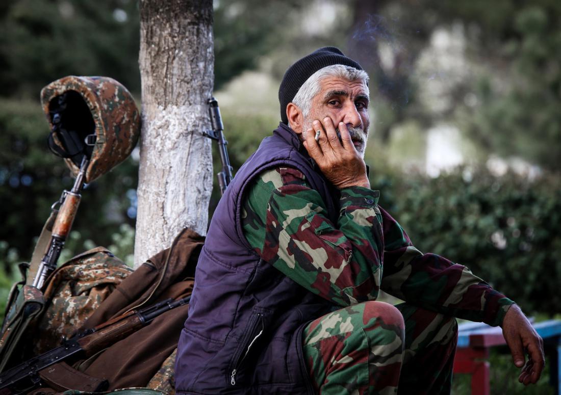 Политолог Донцов о войне в НКР